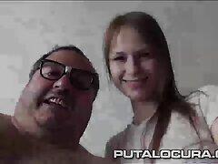 MILF Procace nel film porno gratis di lesbiche porno prima