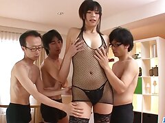 Interessanti due membri della film lesbighe piccola Asia