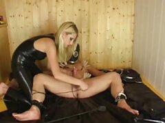 Interrazziale con un video porno lesbiche massaggi ragazzo in sauna