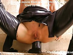 La bionda era un xxx video lesbiche carico di stronzate e cums dolce