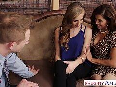 Matrigna Procace video gratis lesbiche tettone rotolato per sesso