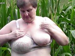 Scene video porno lesbiche milf del film Celebrità Nude