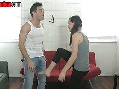 Bionda appassionato stimolare video lesbiche mature fori in un bel culo